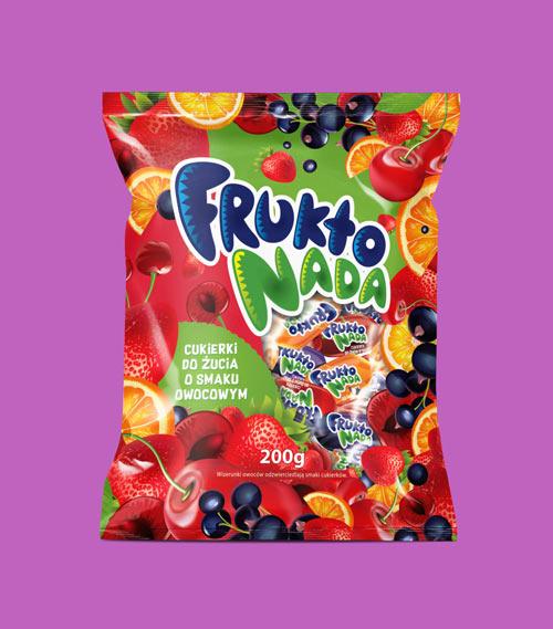 Cukierki Fruktonada