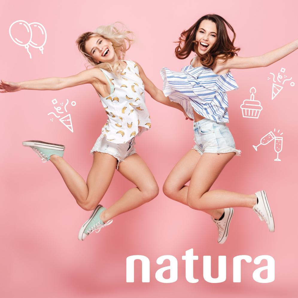 kampania reklamowa dla Natury