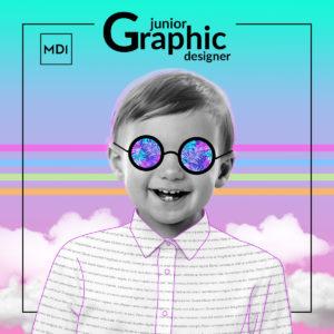 junior graphic designer
